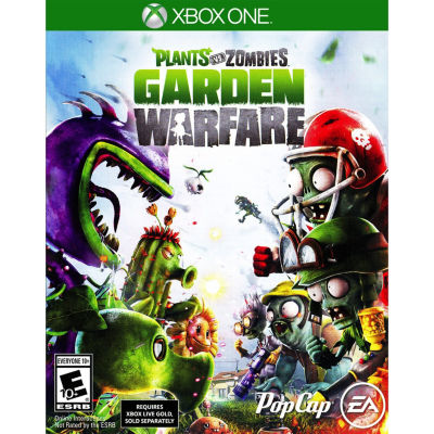 XBox One Plants Vs. Zombies: Garden Warfare Video Game