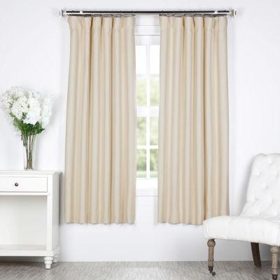 Exclusive Fabrics & Furnishing Bellino Blackout Curtain Panel
