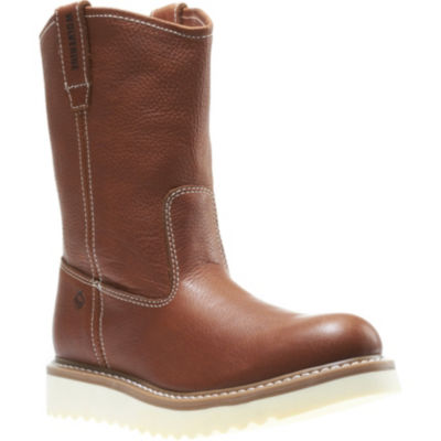 Wolverine Mens California Wedge Work Boots Pull-on
