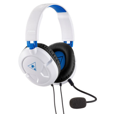 Turtle Beach Ear Force Recon 50P Stereo Gaming Headset - PlayStation 4 - White