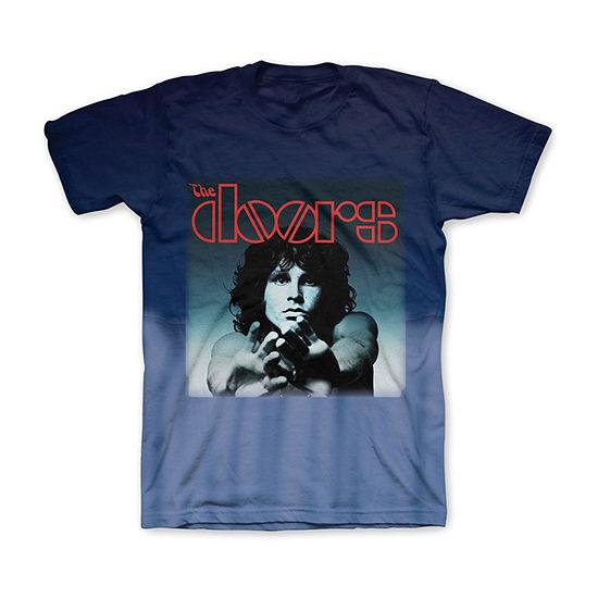 Mens The Doors Dip Graphic T Shirt