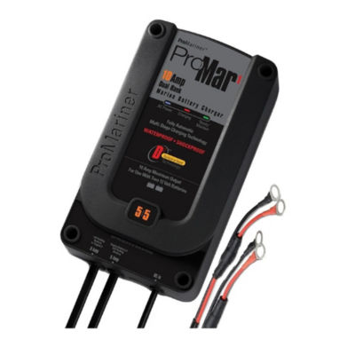 Pro Mariner Promar 1-5/5 Two Bank Charger