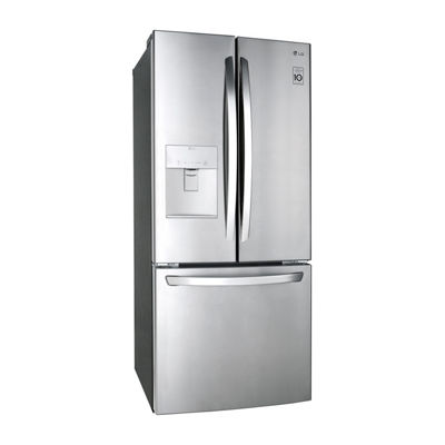 LG ENERGY STAR® 21.8 cu.ft. 3-Door French Door Refrigerator
