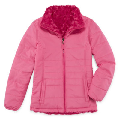Weatherproof Midweight Puffer Jacket - Big Girl & Plus