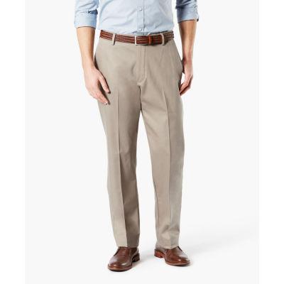 Dockers® Classic Fit Signature Khaki Lux Cotton Stretch Pants D3