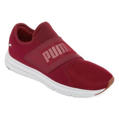 Puma Enzo Mens Slip-on Running Shoes