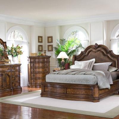 San Mateo Queen Bed