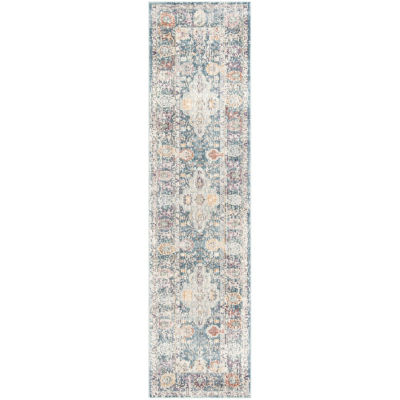 Safavieh Illusion Collection Glanville Oriental Runner Rug