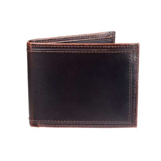 Stafford® Distressed Traveler Wallet