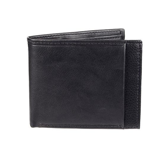 JF J.Ferrar® RFID Secure Extra Capacity Slim Fold Wallet