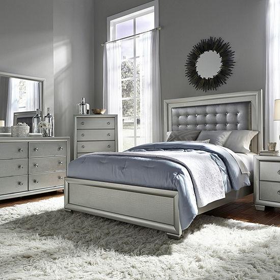 Caldwell Panel Queen Bed