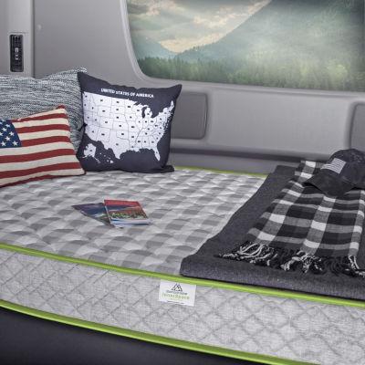 "MotorHome InnerSpace Travel Comfort 5.5"" RV - Mattress-In-A-Box"