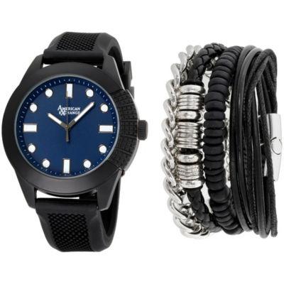 Womens Black Bracelet Watch-Mst5413bk100-273