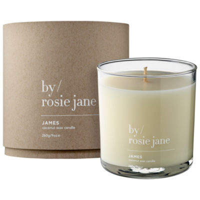 By Rosie Jane James Candle