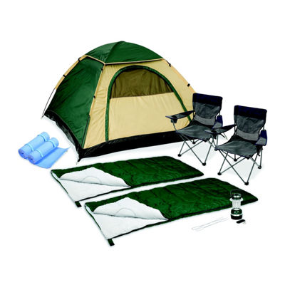 Stansport 12-Piece 2-Person Camp Set