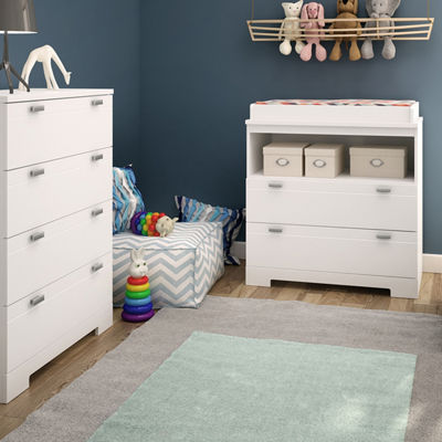 Reevo Changing Table with Storage