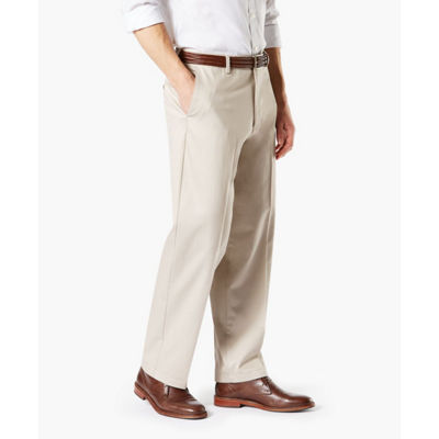 Dockers® Relaxed Fit Signature Khaki Lux Cotton Stretch Pants D4