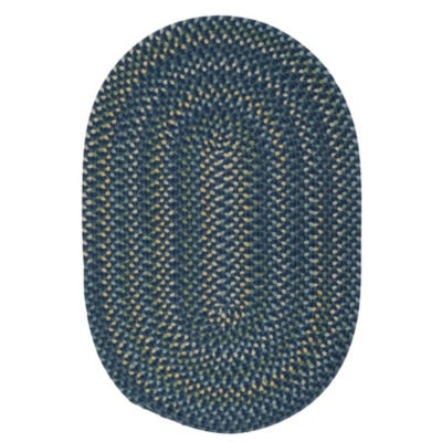 Colonial Mills Oregon Braided Oval Reversible Rugs