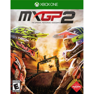 XBox One Mxgp 2: The Official Motocross Videogame Video Game