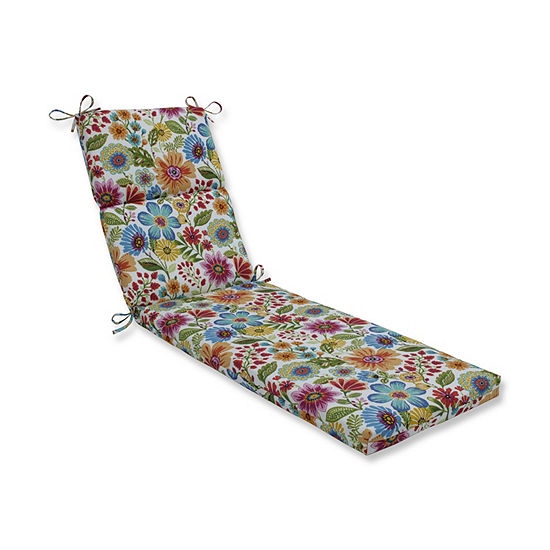 Pillow Perfect Gregoire Prima Patio Chaise LoungeCushion
