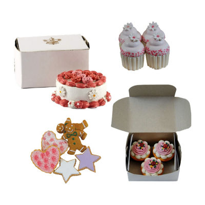 The Queen's Treasures 18 Inch Doll 14-pc. Bakery Food Accessory Set
