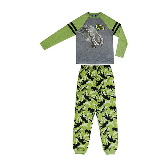 Jelli Fish Kids 2-pc. Pajama Set Preschool / Big Kid Boys