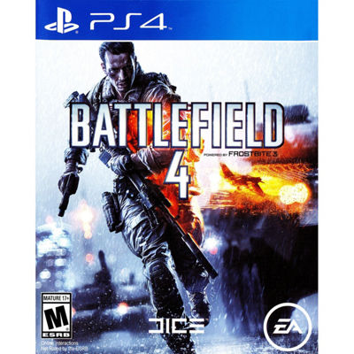 Playstation 4 Battlefield 4 Video Game