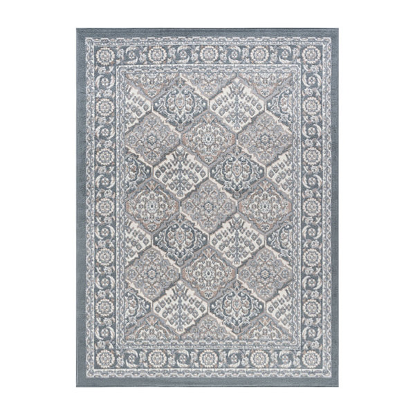 Tayse Oxnard Traditional Oriental Area Rug