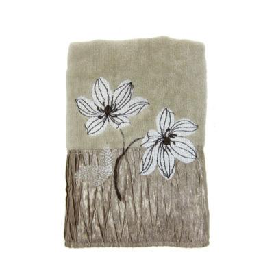 Croscill Classics Magnolia Floral Bath Towel