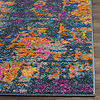 Safavieh Madison Collection Jarvis Abstract Square Area Rug