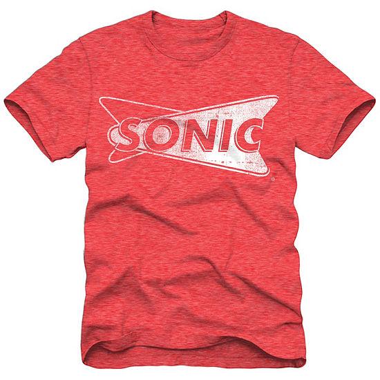 Sonic Logo Graphic Tee