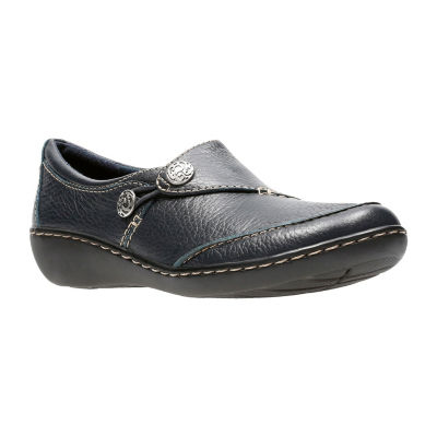 Clarks Ashland Lane Q Womens Slip-On Shoes