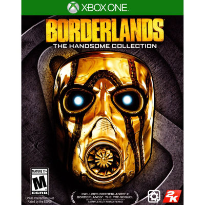 XBox One Borderlands: The Handsome Collection Video Game