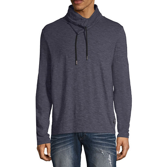 i jeans by Buffalo Long Sleeve Cowl Neck T-Shirt