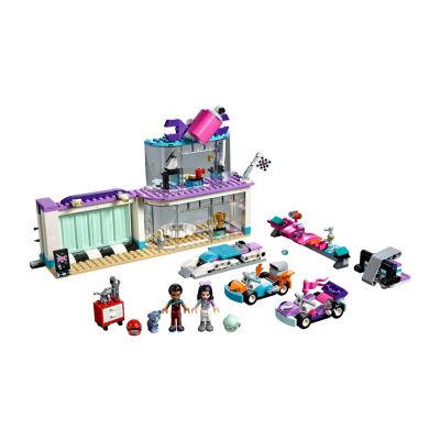 Lego Friends Tuning Shop