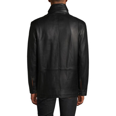 Vintage Leather Lambskin Topper Jacket