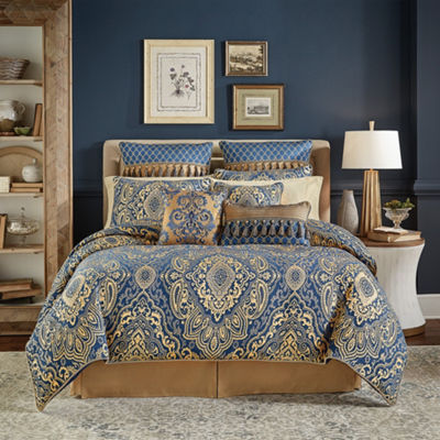 Croscill Allyce 4-pc. Comforter Set & Accessories