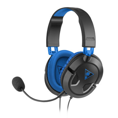 Turtle Beach Ear Force Recon 60P Amplified Stereo Gaming Headset - PlayStation 4