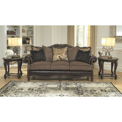 Signature Design By Ashley® Winnsboro Durablend Sofa