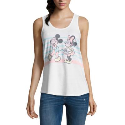 Mickey & Minnie Mouse Tank - Juniors
