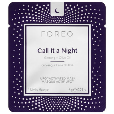 Foreo Call It A Night Revitalizing & Nourishing UFO™ Activated Mask