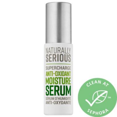 Naturally Serious Supercharge Anti-Oxidant Moisture Serum