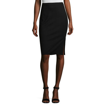 by&by Womens Pencil Skirt-Juniors