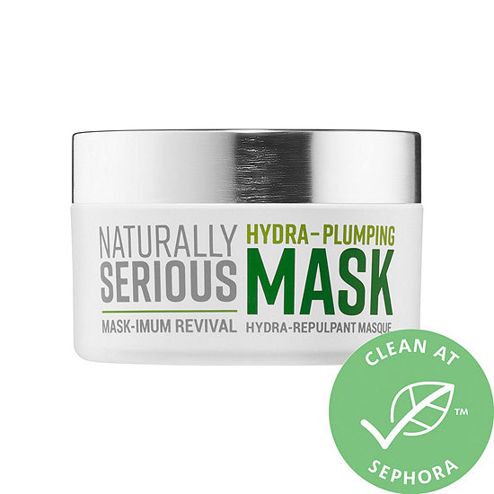 Naturally Serious Mask-Imum Revival Hydra-Plumping Mask