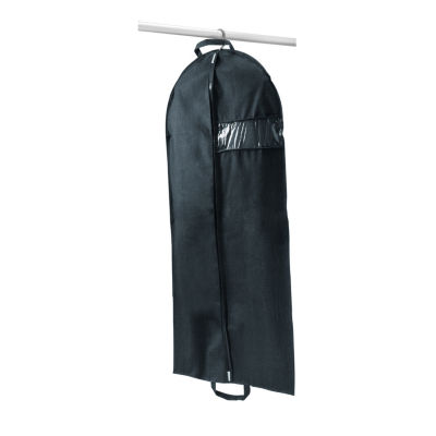Kennedy International Dress Garment Bag-Black 24x54 Garment Bag