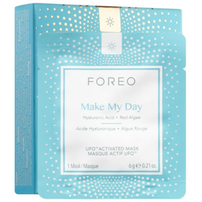 Foreo Make My Day Hydrating & Anti-Pollution UFO™ Activated Mask