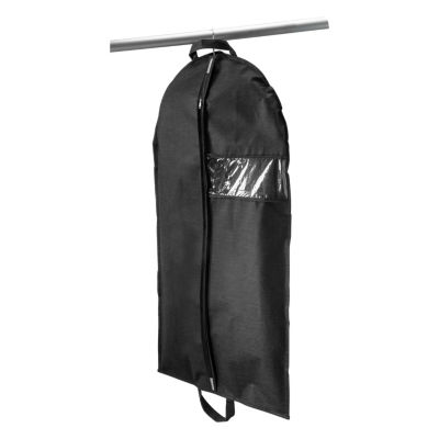 Kennedy International Suit Garment Bag-Black 24x40 Garment Bag