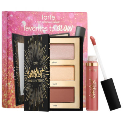 tarte Favorites to Glow Color Collection
