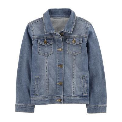 Carter's Girls Denim Jacket
