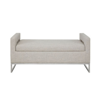 Madison Park Maye Storage Bench
